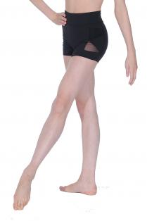 Shorts mit Netz