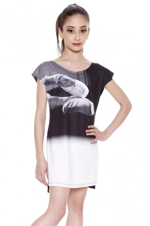 So Danca T-Shirt-Kleid