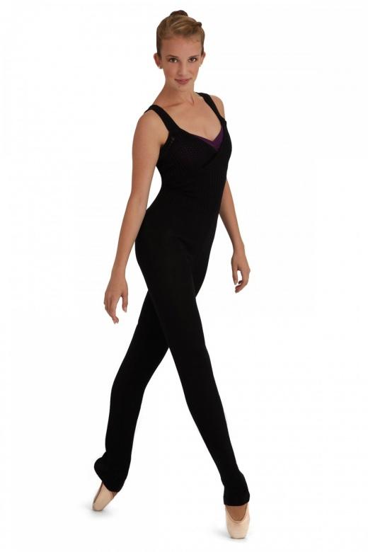 Capezio Strick Jumpsuit für Damen