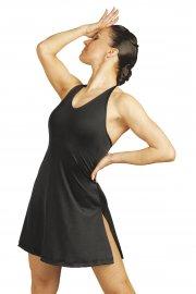 Tanzkleid mit Halterneck