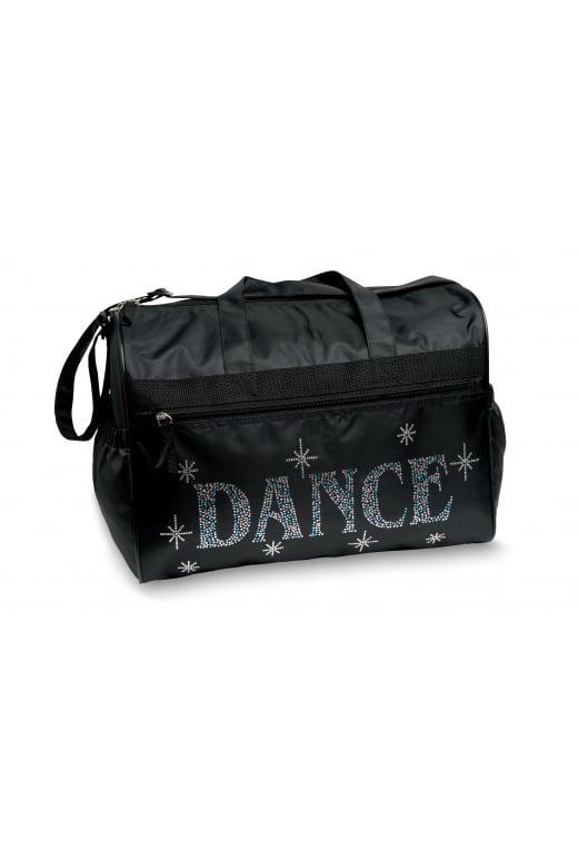 Danshuz Tanztasche mit tollem Strass-Motiv