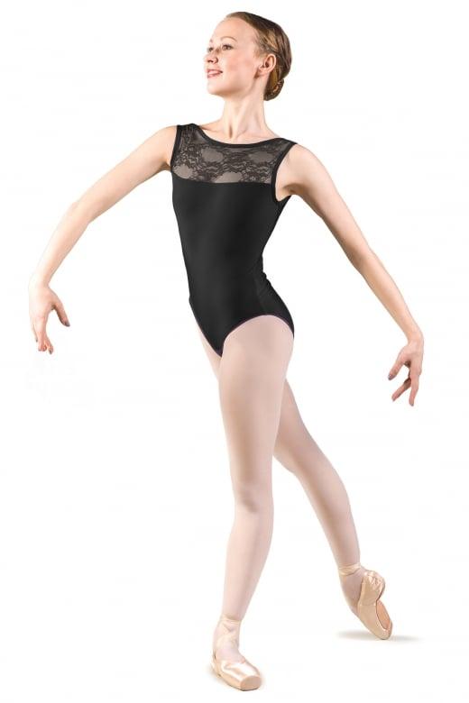 Ballet Rosa Tanztrikot Camila