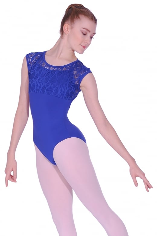 Mirella Tanztrikot mit Flügelärmeln