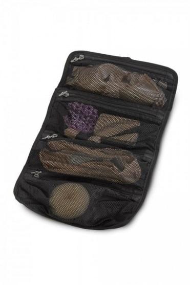 Tasche mit 4 Fächern