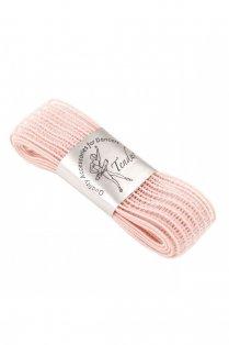 Durchsichtige, elastische Gummis für Spitzentanzschuhe