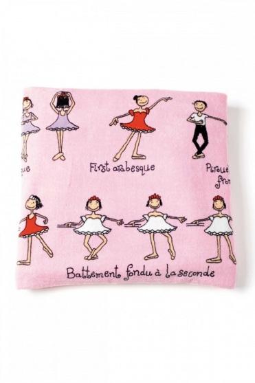 Ballett Handtuch